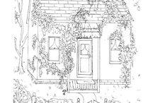 Inking pattern ideas