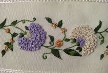 ideas in embroidery
