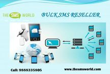 Bulk SMS API Gateway / The SMS World Bulk SMS API to improve your business efficiency.You use the SMS API to send and receive a high volume of SMS anywhere in the india.