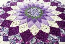 Dahlia patchwork