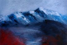 Artists at Beauly Gallery / Examples of work by the artists who exhibit at Beauly Gallery.