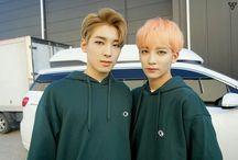 wonhan / Jeonghan dan wonwoo