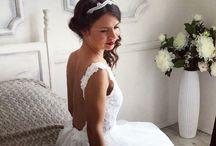Свадебные платья / Свадебные платья Анастасии Пирус