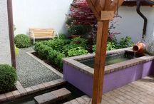 Atrium Garden Átriova záhrada / Aj v malom priestore sa dá vytvoriť veľká záhrada. In-lite Scope.
