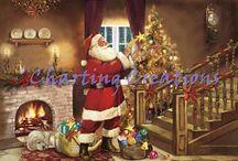 Christmas / Christmas themed charts
