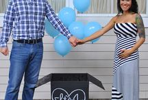 Gender Reveal Ideas / by Portraits by Valerie