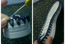 Çorap yapımı