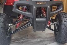 quadriciclo 150cc vermelho