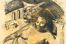dessins Paul Gauguin