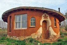 Gliniany dom