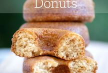 baked donuts!