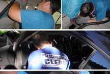 Service de nettoyage d'intérieur de voiture by LE CONCEPT PRESSING AUTO CLEAN®