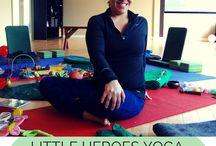 Little Heroes Yoga