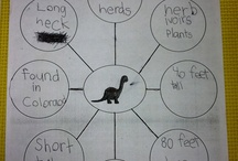 Dinosaur class activities / Classroom ideas for a dinosaur themed unit.