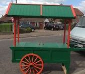 mobile plant stall