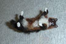 Cat Miniatures