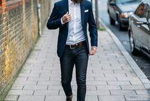 Hipster Gentleman Suspenders