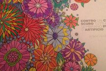 Art therapy / Coloring book, antistress
