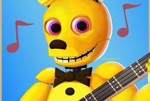 FNAF Spring Bonnie album / I really like Spring Bonnie! He's one of my favourite animatronics!