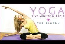 Pilates // Yoga