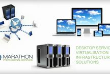 Marathon Professional Services / Marathon was formed in 2002 with the objective of delivering high quality Professional Services to Technology Resellers and Distributors across the whole of the UK providing and delivering their IT solutions as a White Label Service or as a nominated partner.