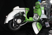 Vespas / by Never Say Cool Blog