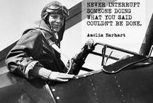 Inspiring Women / Because History is forged every day by great women as well as great men.