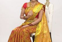 Kanchipuram Silk Sarees / Gorgeous board for south indian kanchipuram silk sarees
