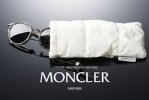 Sunglasses / Eyewear - Sun Collection by Tom Ford, Tod's & Moncler