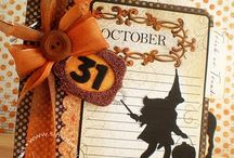 Ideas scrapbooking Halloween