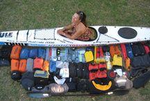 Kayak / by Gloria Gardiner