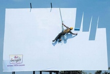 Unforgettable Ads / Ads that grab the attention.