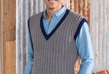 Knitted Vests