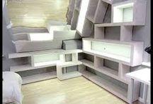 """Biblioteczka / Biblioteczka stworzona """"na wymiar"""" i wg indywidualnego projektu"""