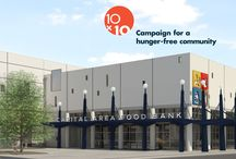 Capital Campaign / Join the Campaign to help the Capital Area Food Bank of Texas build a new 135,000 square foot facility capable of distributing 60 million pounds of food per year. / by Capital Area Food Bank of Texas