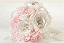 Bouquet Ecologici! / Bouquet di nozze originali ed ecologici da poter conservare intatti per tutta la vita!