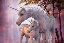 unicorns and pegazuses