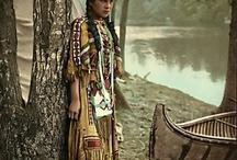 My Heritage - American Indian/Cherokee People / by Susie Hargroves-Lovett