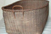 Baskets - Wooden Bowls Firkins - Smalls