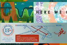 Web design / web design, creative ideas