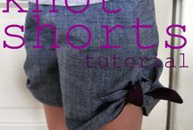 Handmade Clothes / by Jennifer Rodvold