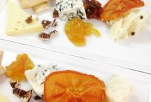 Cheese and Dessert Wine / Cheeses to pair with dessert wines, and other things that pair with them.