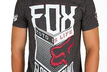 Fox clothing / by Casey Hulsey