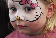 Kinder schminken