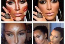 MAKE / Sobre maquiagens