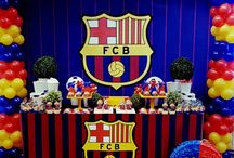 Barca FC Party