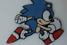 Sonic the hedgehog / Kids cakes