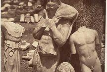 klasik cag heykeltirasligi