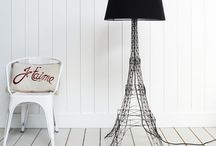 Interiors | Lighting / Pretty, unusual or just plain cool lighting ideas for the home
