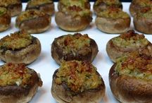 Fancy Finger Food / Appetizers and hors d'oeuvres
